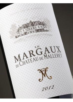 Le Margaux Du Château Malleret