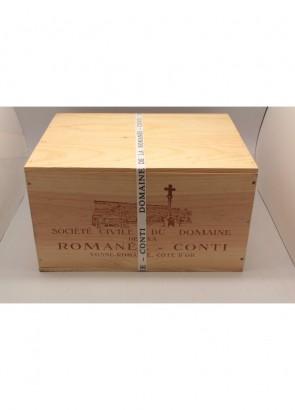 Domaine de la Romanée-Conti...